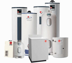 Rheem Water Heaters - Quincy, IL